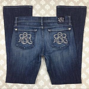 Rock & Republic Dark Wash Jeans